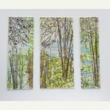 Found Landscape 1 Triptych