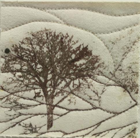 Found Landscape 11 (12cmx12cm)  £20