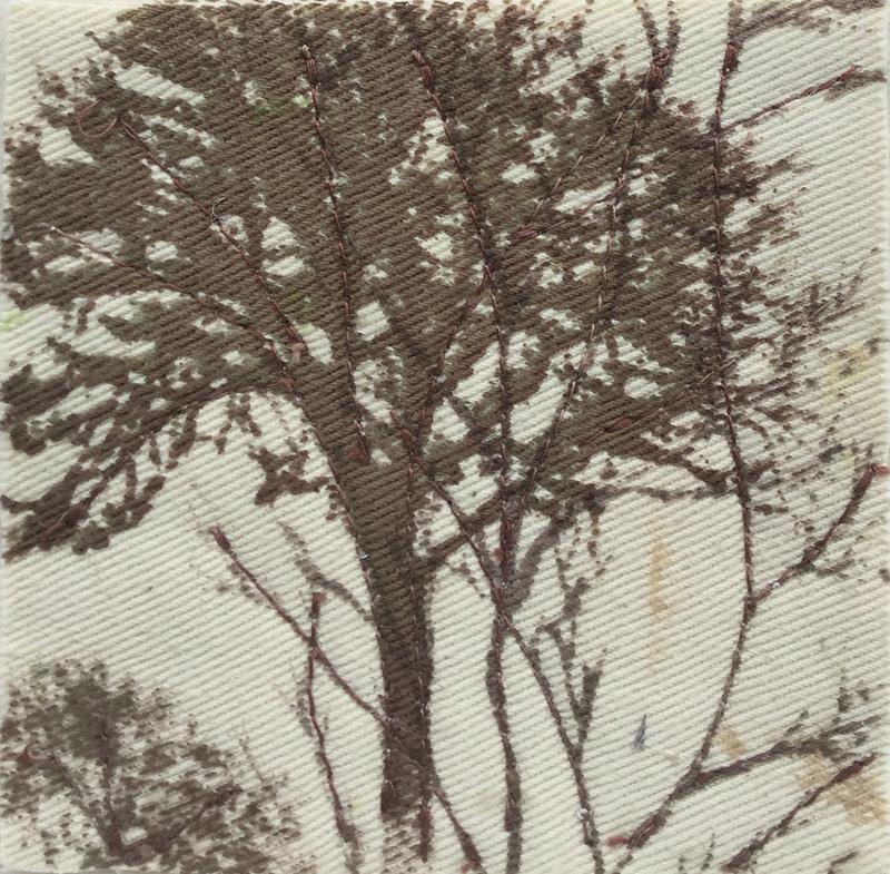 Found Landscape 5 (10cm x 10cm)  £15