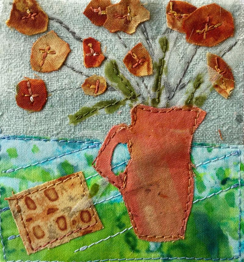 Still Life 1 (10cm x 10cm) £15